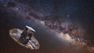 10037 Gaia mapping the stars of the Milky Way