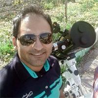 کارشناس ارشد اخترفیزیک، عضو تحریریه آسمان شب ایران